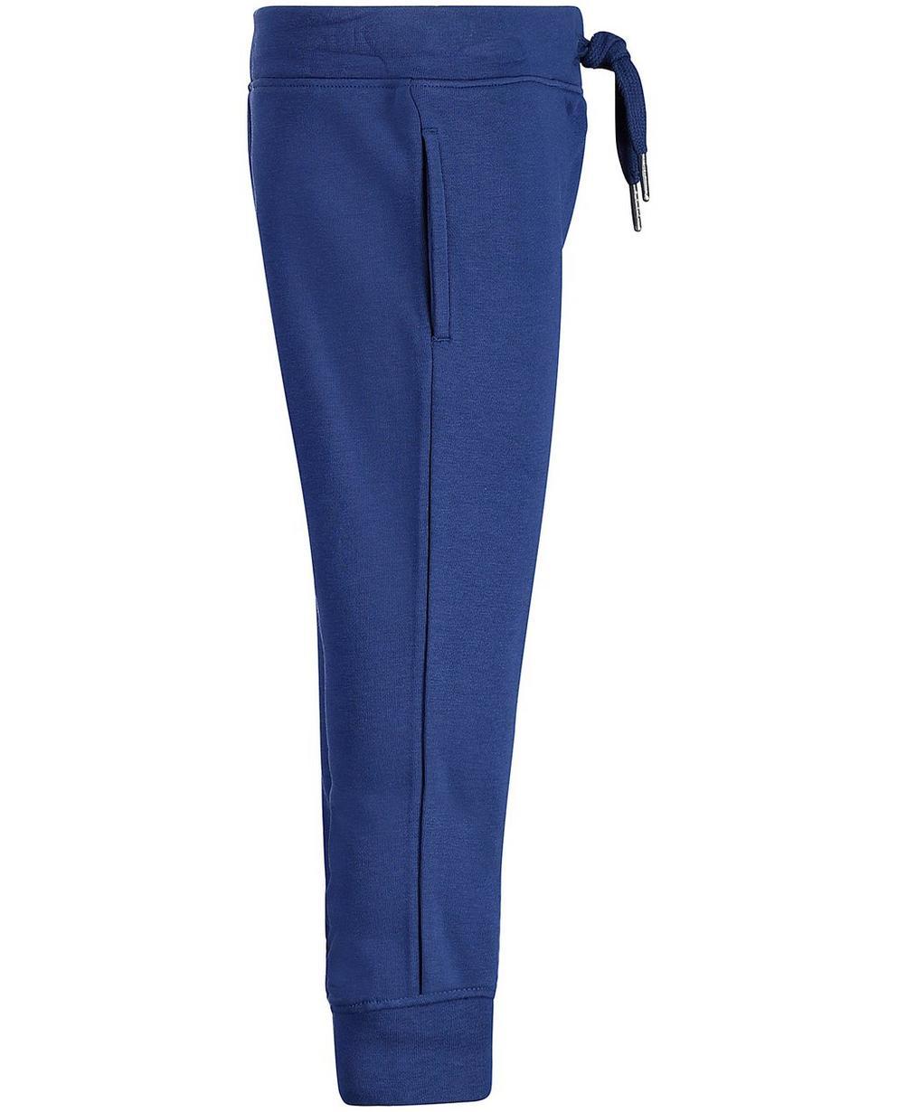 Broeken - BLD - Donkerblauwe sweatbroek